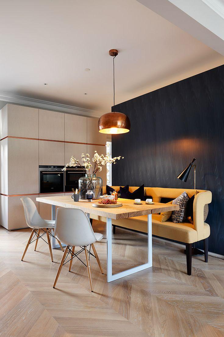 Maida Vale apartment by MWAI