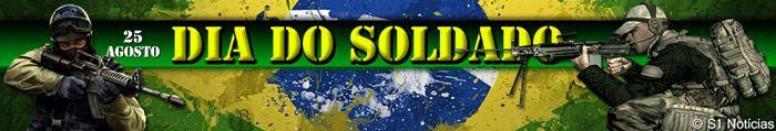 25 de agosto de 2012 - Dia do Soldado | S1 Noticias