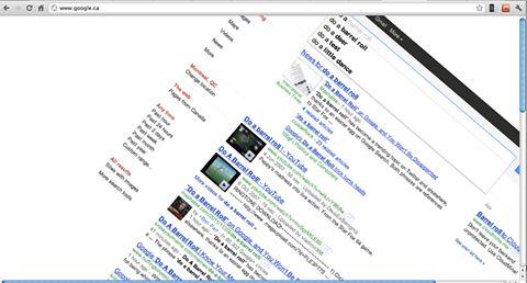 """PosicionamientoMX: #TrucosGoogle escribe """"do a barrel roll"""" en Google y platícanos que sucede con tu pantalla..."""
