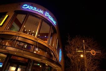 Ocean Prime located at 1465 Larimer Street in downtown Denver. A nice upscale restaurant with a delcious menu. Great for dinner or just drinks!
