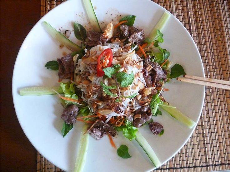 Recept: Vietnamese biefstuksalade