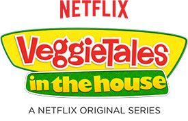 Outnumbered 3 to 1: VeggieTales In The House - 3 month subscription to Netflix