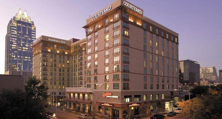 Residence Inn by Marriott: Best Hotel in Downtown Austin #MarriottAustin ~ Dias Family Adventures