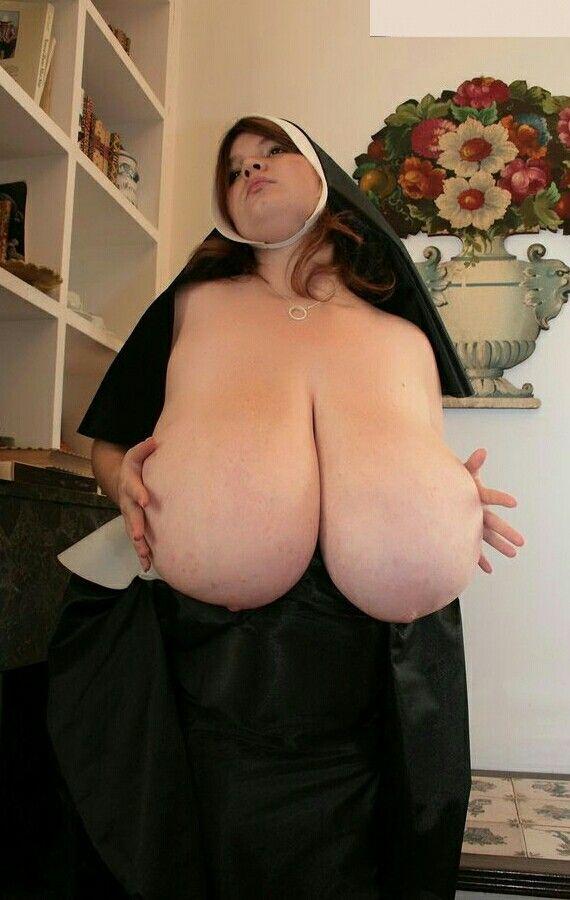 Anorei Collins Big Boobs Teen Nun Dressed Porn Video