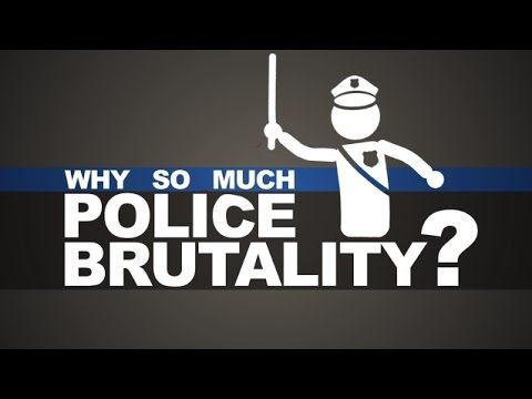 Police Brutality Motiongraphic - YouTube