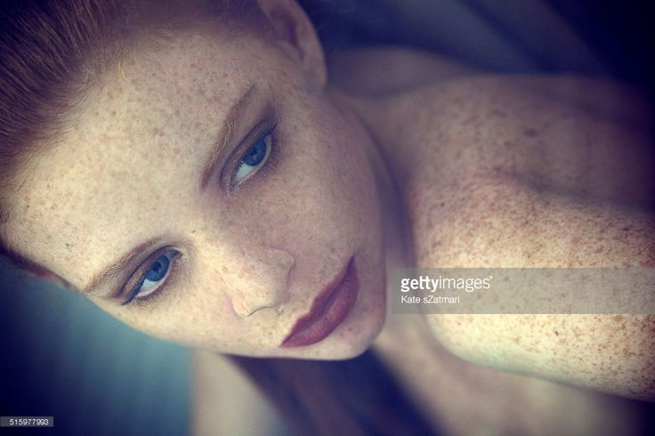 A Model is photographed for a beauty story for Self Assignment on June 12, 2013 in Los Angeles, California.