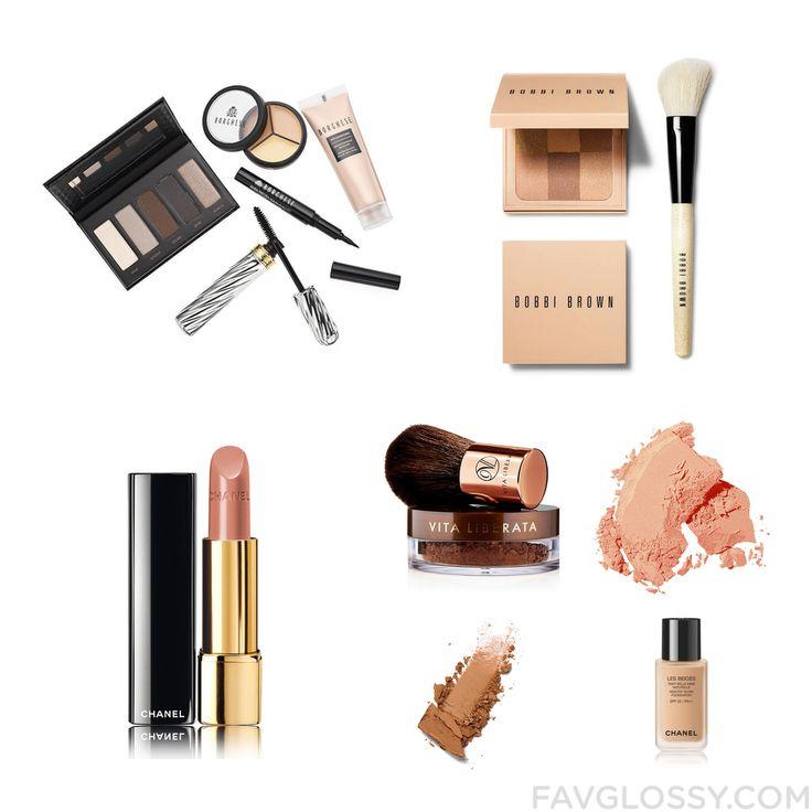 Beauty Tip Featuring Borghese Makeup Illuminating Face Powder Chanel Lipstick And Vita Liberata From May 2016 #beauty #makeup