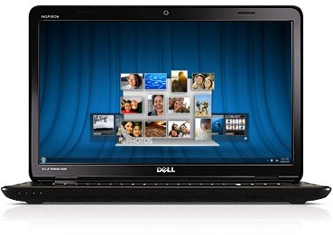 DELL Laptop. This one is really cool.