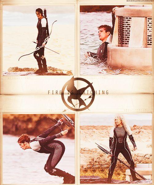 """Let the 75th Hunger Games begin!"""