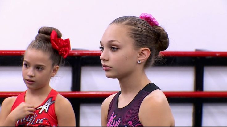 Dance Moms - Another One Bites The Dust - Audioswap