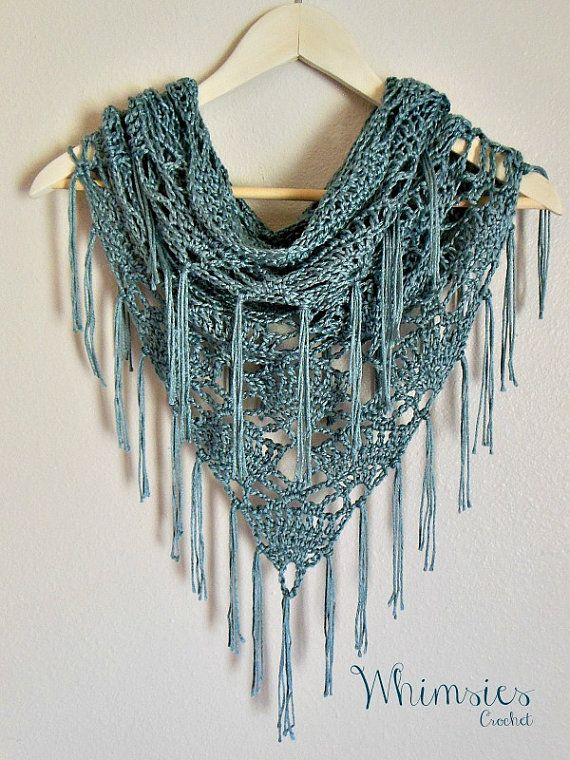 Fringe Cowl, Infinity Cowl, Triangle Scarf, Circle, Scarf ...