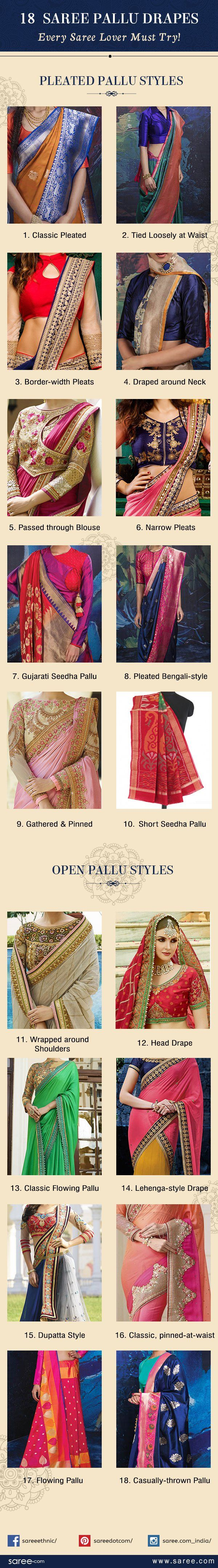 18-gorgeous-saree-pallu-drapes-you-must-try-infographic