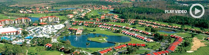 My family has always stayed here when we went to Disney. It is off Disney property but it backs it. We can usually watch the fire works from 3 of the parks. It is nice and roomy. There is a full kitchen, washer and dryer in the rooms, and tons of pools with activities to do.