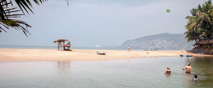 Eco Beach Resort in Canacona Goa India - Cola Beach - Dwarka