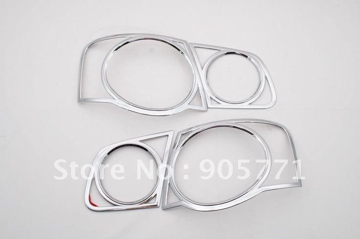 ==> [Free Shipping] Buy Best High Quality Chrome Tail Light Cover for Volkswagen Jetta MK5 Free Shipping Brand New Online with LOWEST Price | 579569475