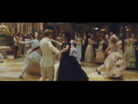 Anna Karenina & Vronsky -Waltz / Dvorak Romance for Piano and Violin - YouTube