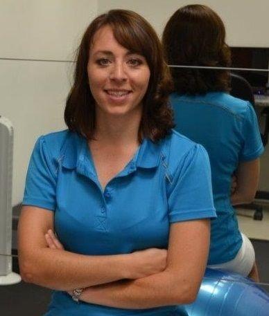 Tammy-Lee Meizli Biokineticist