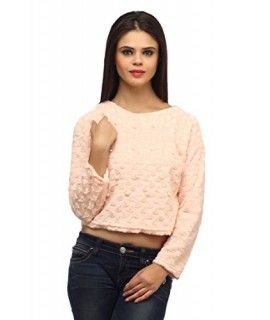 A Suhi Women's Peach Top