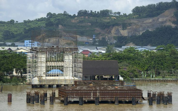 Indonesia's coal industry has caused environmental problems