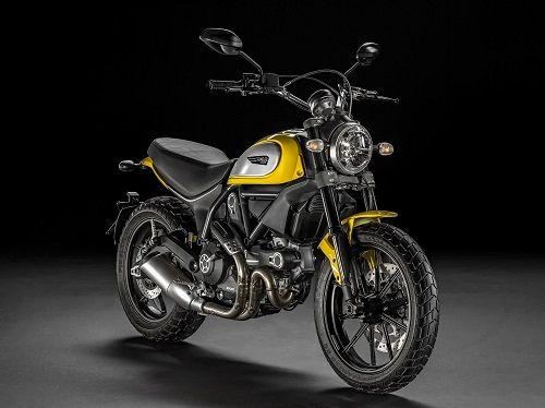 Harga Motor Ducati Scrambler Terbaru