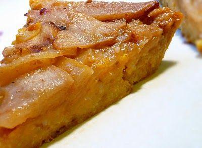 """""""Elimination Diet"""" Apple Pie (gluten free, refined sugar free, vegan)"""