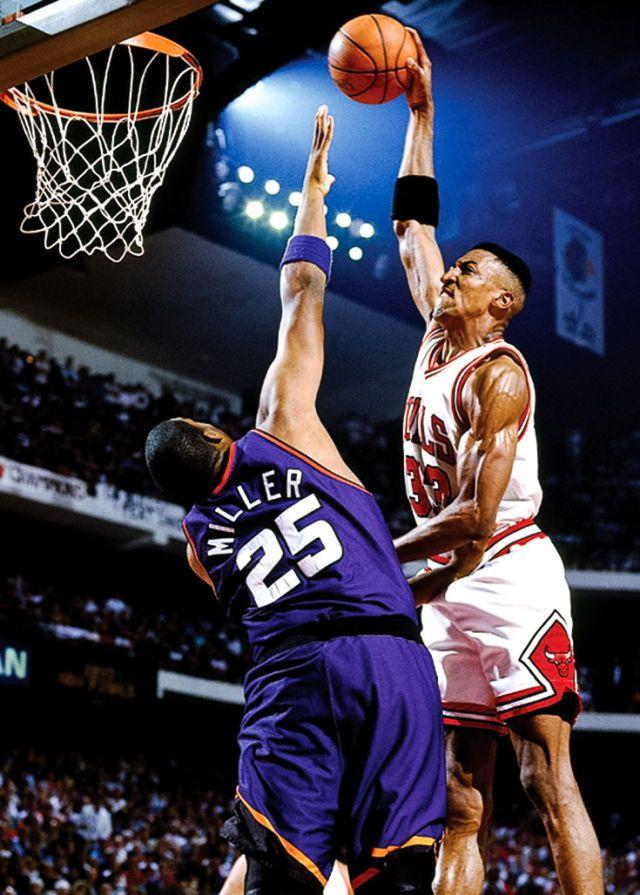 NBA Finals 1993 - Bulls Vs Suns
