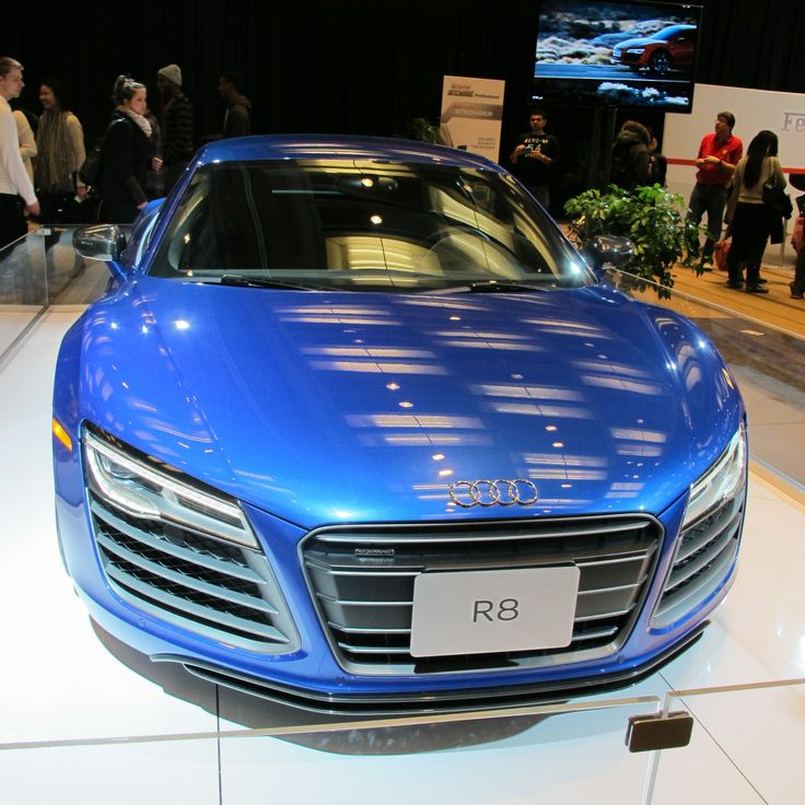 Come take a look at this Audi R8