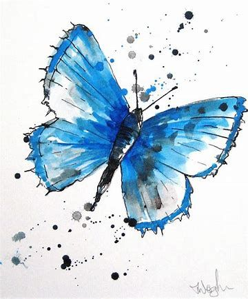 a2d69e91d0b Image result for Watercolor Butterfly