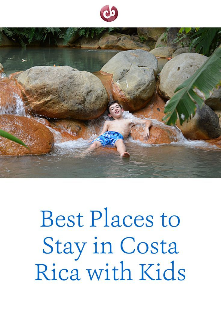 Family-Friendly Costa Rica Hotels and Resorts