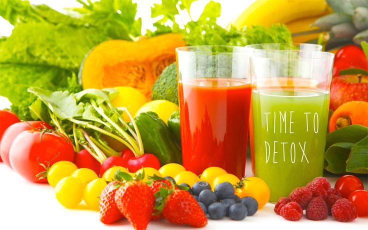 Helpt detoxen het lichaam ontgiften?