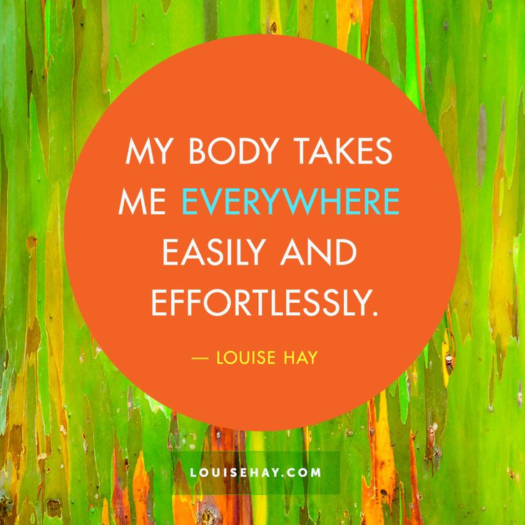 Inspirational Quotes About Positive: 1000+ Images About Affirmations ♥ By Louise Hay On