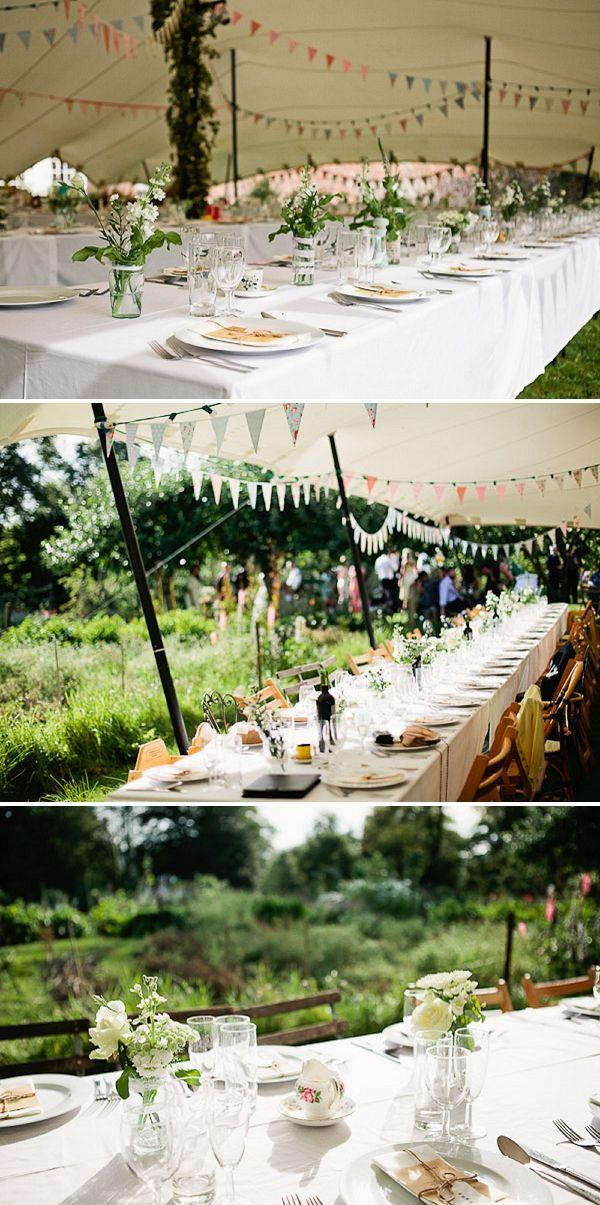Wimpelkette Hochzeit