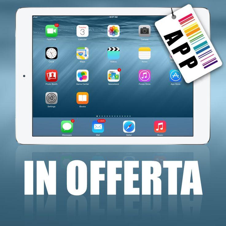 OfferteApp iPad le migliori applicazioni gratis e in sconto del 18 settembre