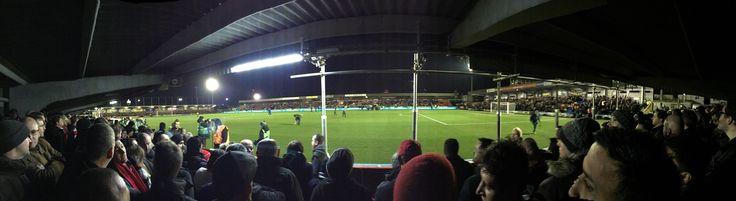 Kingstonian FC in Kingston, Greater London
