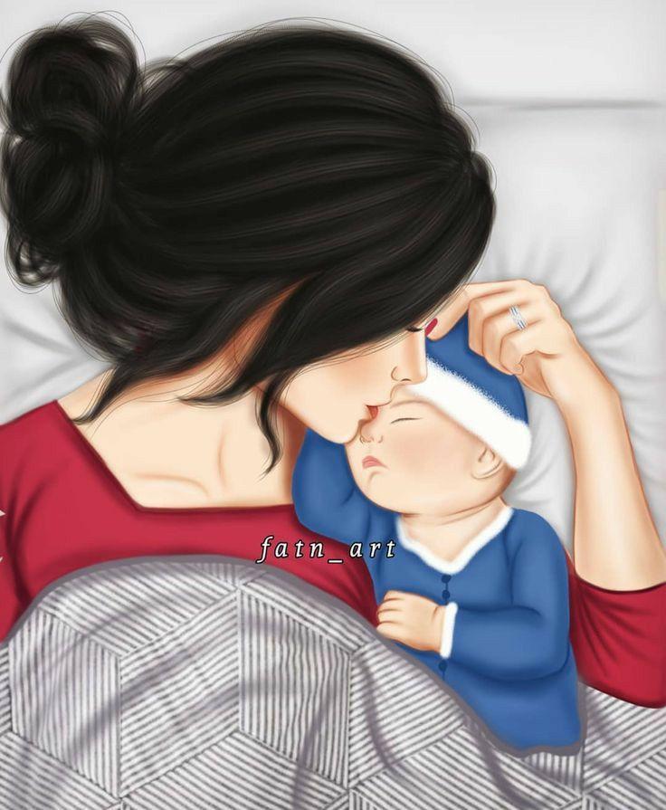 Sara Khan Mother Daughter Art Mother Art Cute Couple Art