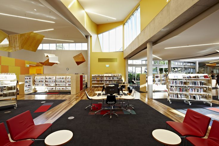 Gallery of Cooroy Library / Brewster Hjorth Architects - 15