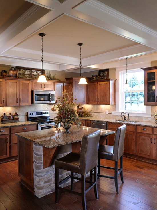 Tropical Brown Granite Design Pictures Remodel Decor And Ideas Page 406 Kitchen