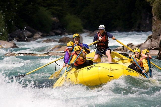 O.A.R.S. Whitewater Rafting, Adventure Travel, White Water Rafting Vacations