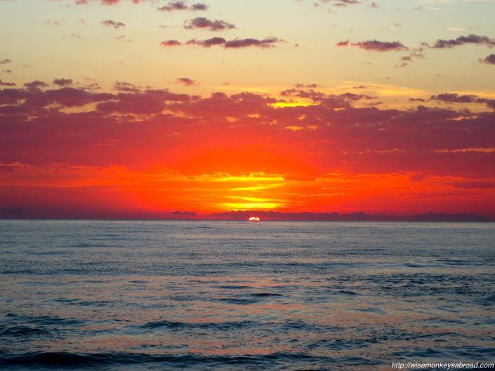 Pambula Beach Sunrise