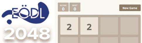 2048 - ein tolles Spiele - einfach und fesselnd