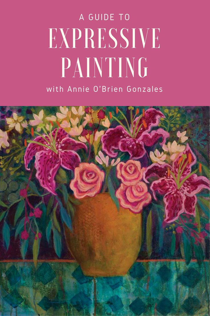 Pintar gabinetes de cocina ideas uk - A Lesson In Expressive Painting From Mixed Media Artist And Professional Painter Annie O