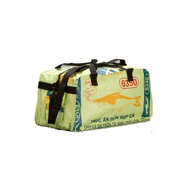 Torrain Medium Duffle Bag - Lime