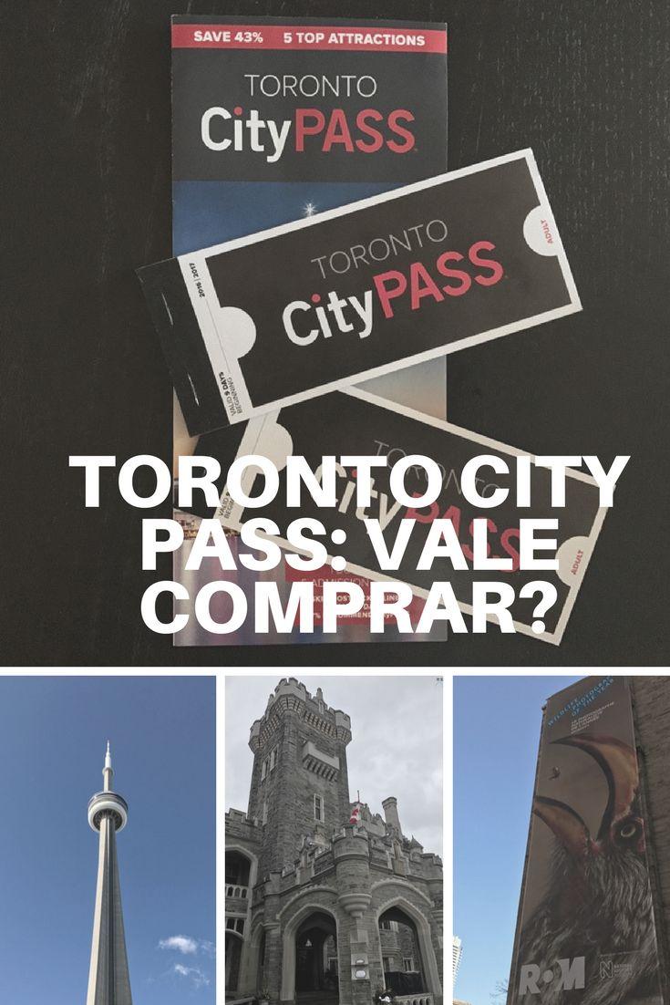 Toronto City Pass: Vale a pena comprar?