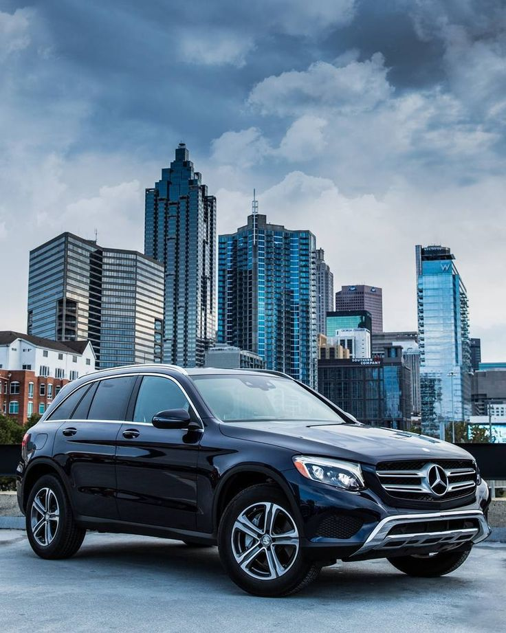 Motor Trend's 2017 SUV of the year: Mercedes-Benz GLC 300 4Matic