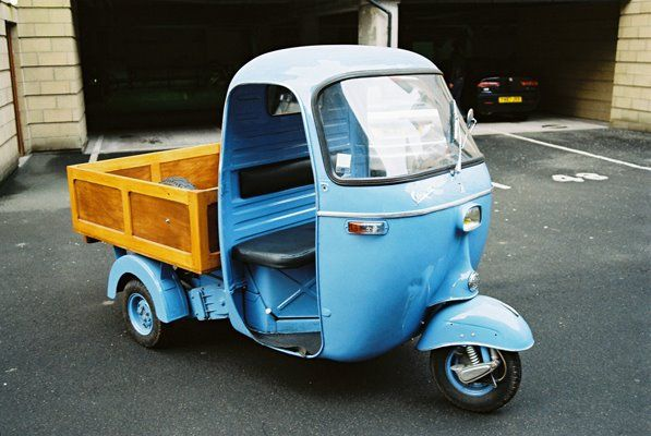 One day I WILL own one of these. And I don't care who laughs at me as I pass!
