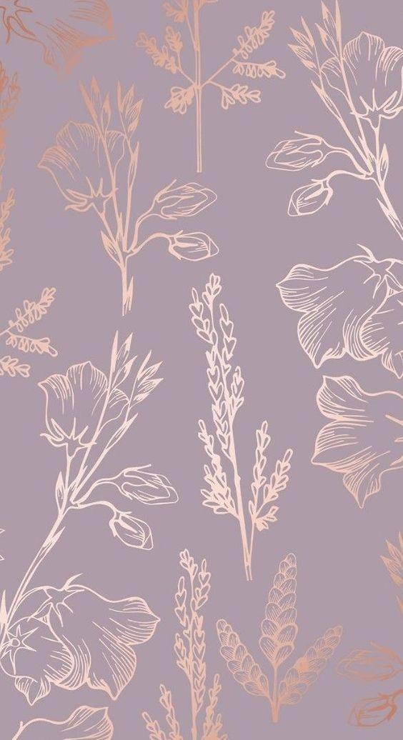 fleurs printanières #surfacepatterndesign fleurs printanières