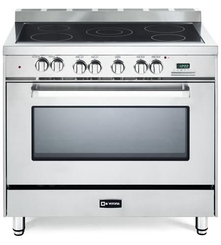 "36"" Electric Single Oven Range 