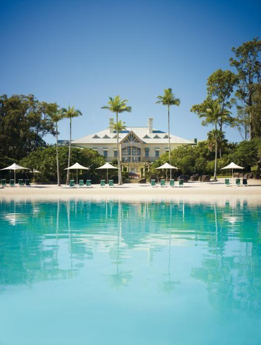 InterContinental Sanctuary Cove Resort, Hope Island, Queensland, Australia
