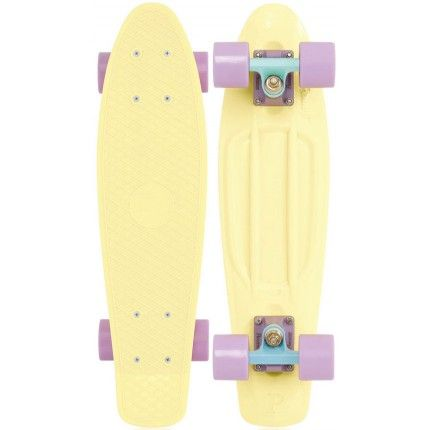 Penny Skateboard - Pastel Lemon