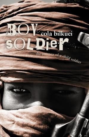 Boy Soldier by Cola Bilkuei.In 1987, Cola Bilkuei, a young boy from the Dinka tribe in the southern Sudan, was forcibly recruited into Sudan People's Liberation Army.Once they arrived at the camp, exhausted and terrified, they were systematically brutalised as SPLA officers began to turn them into child soldiers. The children were taught how to handle a rifle, how to fight and how to kill.After two years, he escaped from the camp and began an extraordinary odyssey down the length of…